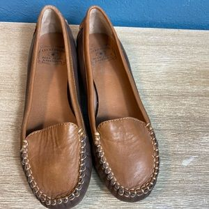 lucky brand Womens Shoes Sz 8.5 Flats Brown